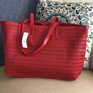 Brooks Brothers Red Tote